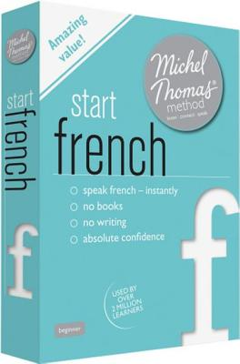 [CD] Start French With the Michel Thomas Method By Thomas, Michel